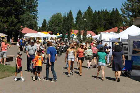 Sunriver Art Faire 2012